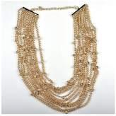 Nana Fashionable Zircon Necklace golden
