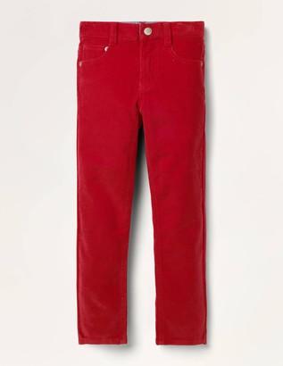 Slim Cord Stretch Jeans