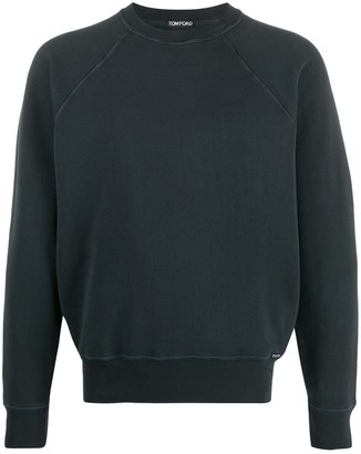 Tom Ford ribbed crewneck sweater