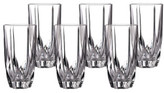 Royal Doulton Flame Highballs Set of 6