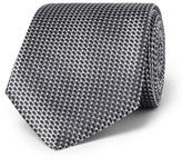 HUGO BOSS 8cm Silk-jacquard Tie