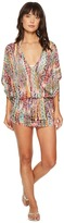Luli Fama My Way Cabana V-Neck Dress Cover-Up