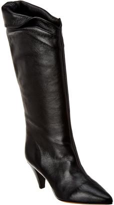IRO Deer Leather Long Boot