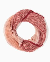 Charming charlie Color Mix Infinity Scarf