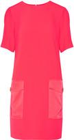 DKNY Crepe mini dress