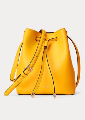 Ralph Lauren Mini Debby II Drawstring Bag