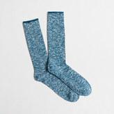 J.Crew Factory Marled socks