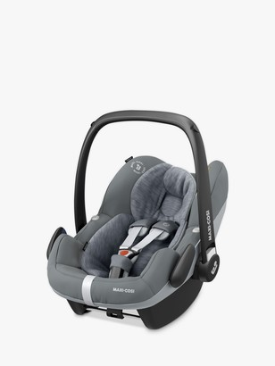Maxi-Cosi Pebble Pro i-Size Group 0+ Baby Car Seat, Essential Grey
