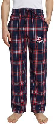 NCAA Men's Arizona Wildcats Hllstone Flannel Pants