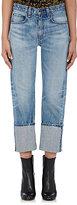 Rag & Bone Women's Marilyn Crop Jeans-LIGHT BLUE