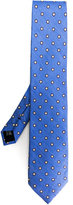 Pal Zileri printed tie