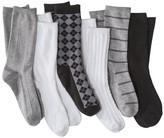 Merona Women's Crew Socks 6-Pack