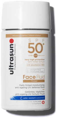 Ultrasun Face Fluid SPF50+ Tinted Honey