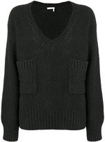 Chloé - V-neck jumper
