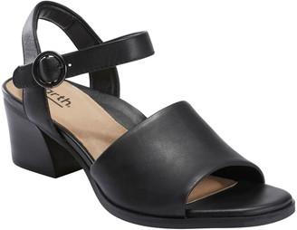 Earth Murano Haze Block Heel Sandal