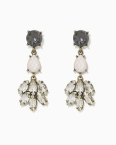 Charming charlie Antiqued Drop Earrings