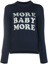 Christopher Kane 'More Baby More' knit
