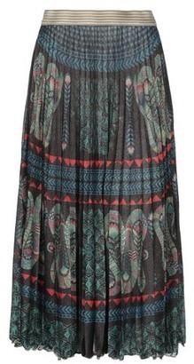 Pin Up Stars 3/4 length skirt