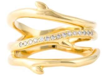 Shaun Leane 'Cherry Branch' diamond ring