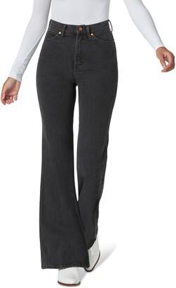 Wrangler High Waist Flare Jeans