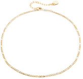 Cloverpost Flex Chain Choker Necklace