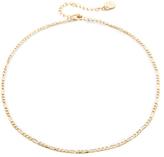 Cloverpost Flex Chain Choker Necklace