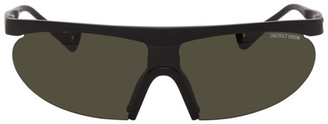 District Vision Black Koharu Sunglasses