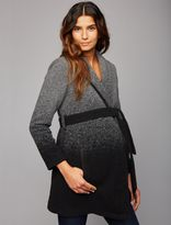 A Pea in the Pod BB Dakota Ombre Maternity Jacket