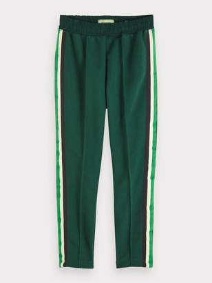 Scotch & Soda Green Sweat Pants