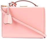 Mark Cross mini Grace box bag - women - Leather - One Size