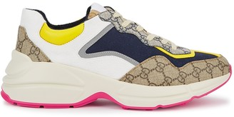 Gucci GG Rython Panelled Sneakers