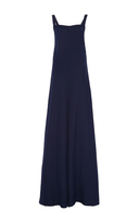 ADAM by Adam Lippes Tie Back Wide Leg Jumpsuit