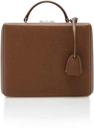 Mark Cross Grace Large Box Bag