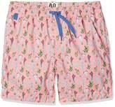 AO 76 Boy's Cactus Swim Shorts