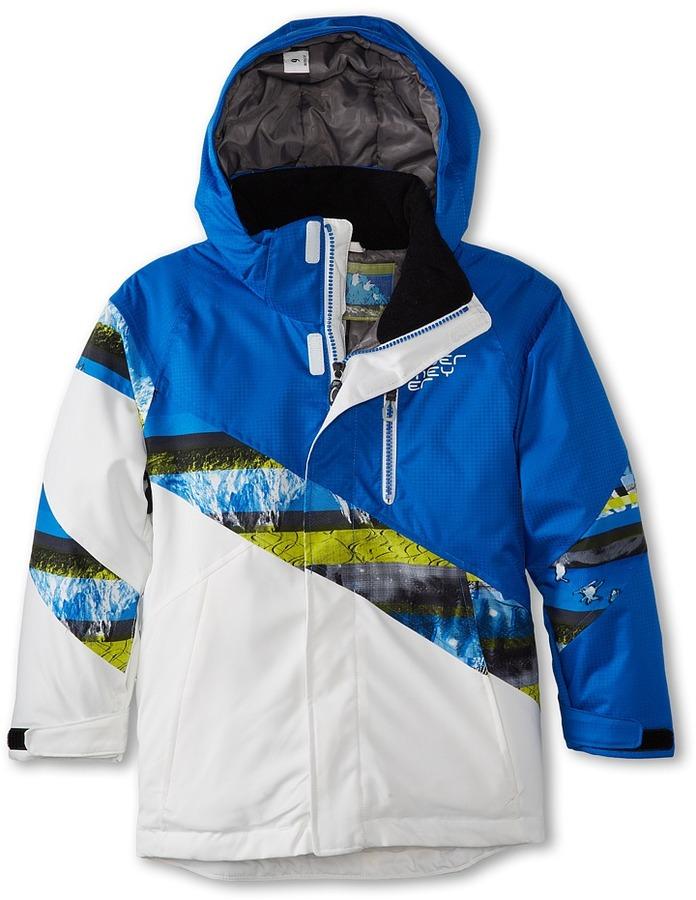 Obermeyer Renegade Jacket (Little Kids/Big Kids) (Royal Blue) - Apparel