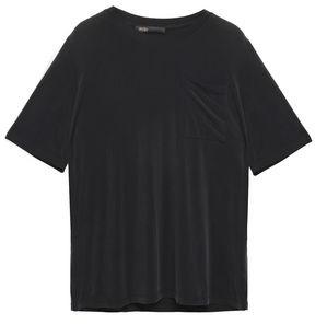 Maje Washed Jersey T-shirt