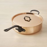 Williams-Sonoma Williams Sonoma Mauviel M250C Copper Sauté Pan with Lid