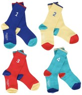 Hackett 4 Pack of Socks