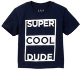 JEM Super Cool Tee (Toddler & Little Boys)