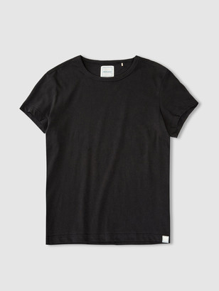 Jason Scott Shrunken Tee Lightweight Jersey - Black