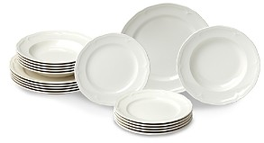 Villeroy & Boch Manoir 18-Piece Dinnerware Set
