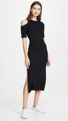LnA Lynee Rib Dress