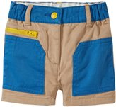 Stella McCartney Joe Colorblock Shorts (Baby) - Biege-18 Months
