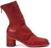 Guidi rear zip ankle boots - women - Horse Leather - 39