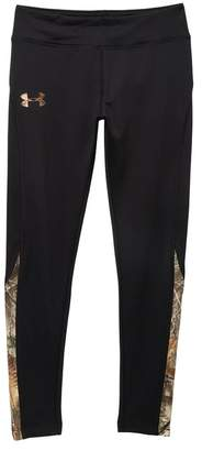 Under Armour Real Tree Pieced Leggings (Big Girls)