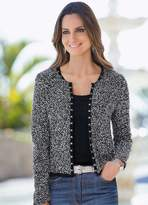 Together Boucle Cardigan