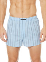 Perry Ellis 3 Pack Stripe Woven Boxers