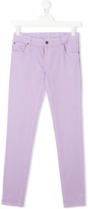 Stella Mccartney Kids TEEN slim jeans