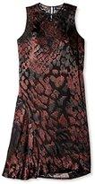 Pringle Women's Burnout Sleeveless Dress
