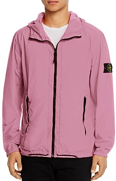 Stone Island Solid Packable Hooded Jacket